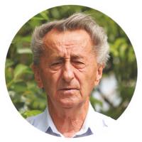 prof. Ivan Hričovský
